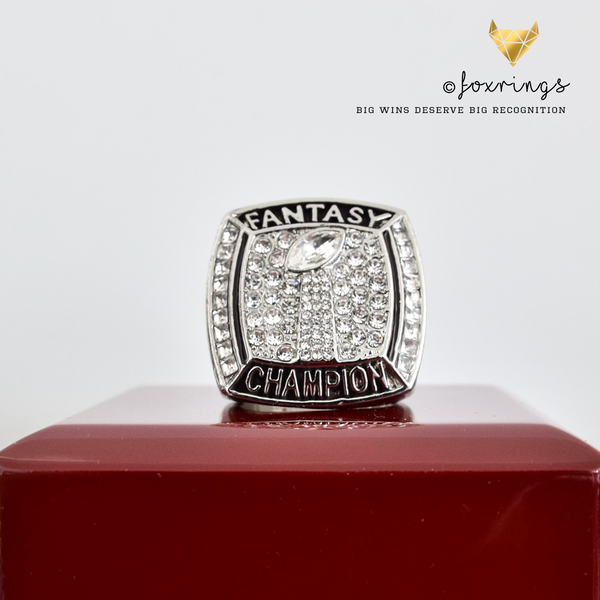 PREMIUM FFL - Fantasy Football League (2018) - Championship Trophy Ring