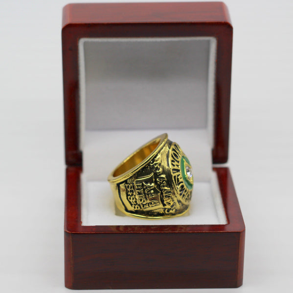 Oakland Athletics (1972) Replica World Series Championship Ring