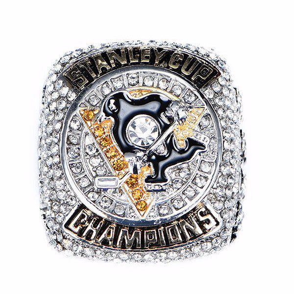 Pittsburgh Penguins (2016) - Stanley Cup Finals Replica NHL Championship Ring