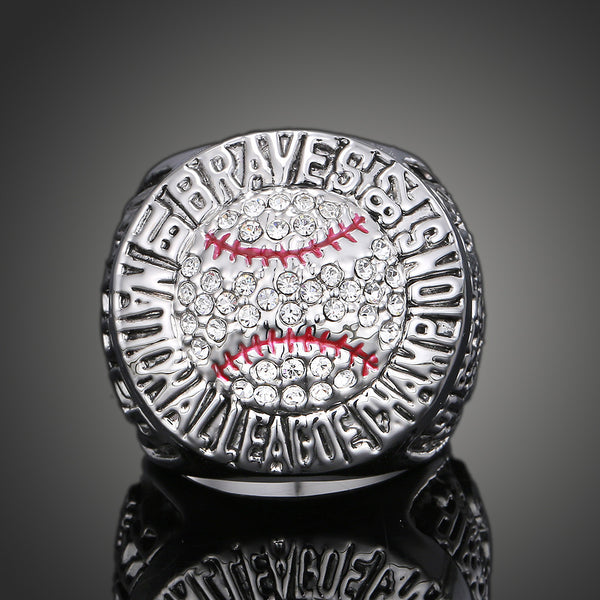 Atlanta Braves (1992) - Replica National League Championship Ring