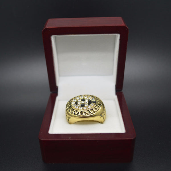 Montreal Canadiens (1977) - Stanley Cup Finals Championship Replica NHL Ring