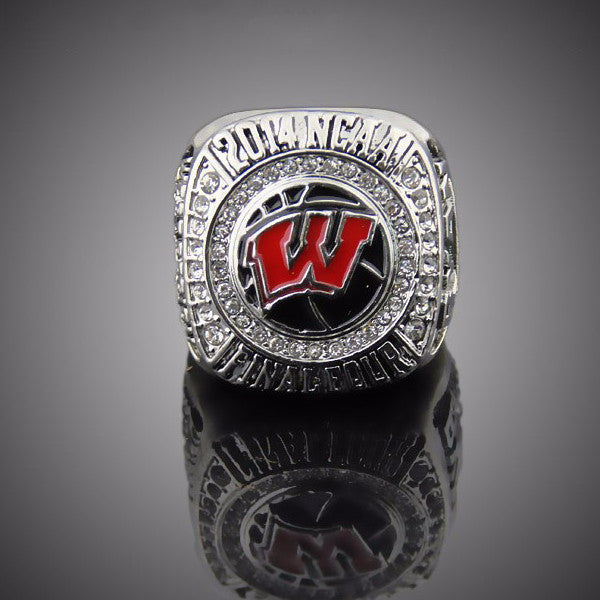 Wisconsin Badgers (2014) - Replica NCAA Final Four Championship Ring