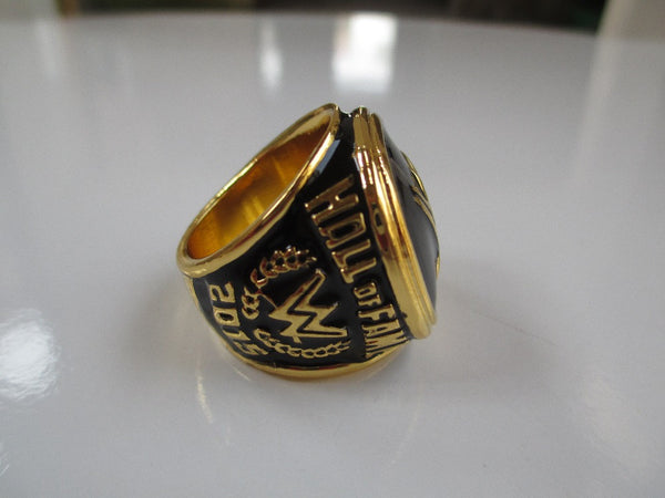 Wrestling Hall of Fame (2015) Championship Ring