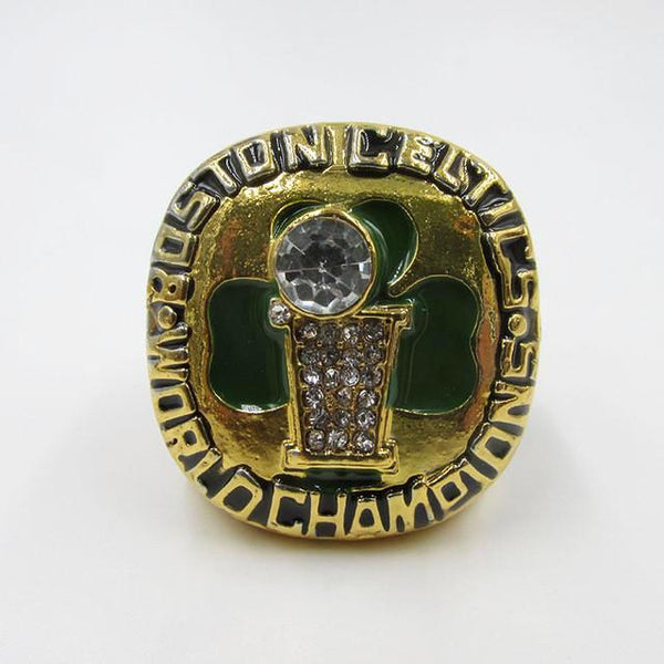 Boston Celtics (1986) - Larry Bird Championship Replica NBA Ring