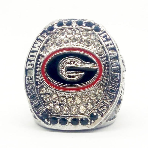 Georgia Bulldogs NCAA (2017) Replica Rose Bowl Championship Ring