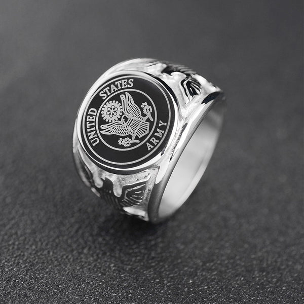 United States Army (Stainless Steel) Ring