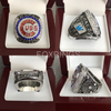 Chicago Cubs (2016) - Replica World Series Championship Ring (2017 Goat Design)