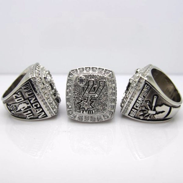 San Antonio Spurs (2014) Basketball Championship Replica NBA Ring