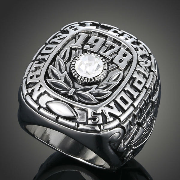 Alabama Crimson Tide (1978) Replica NCAA Championship Ring