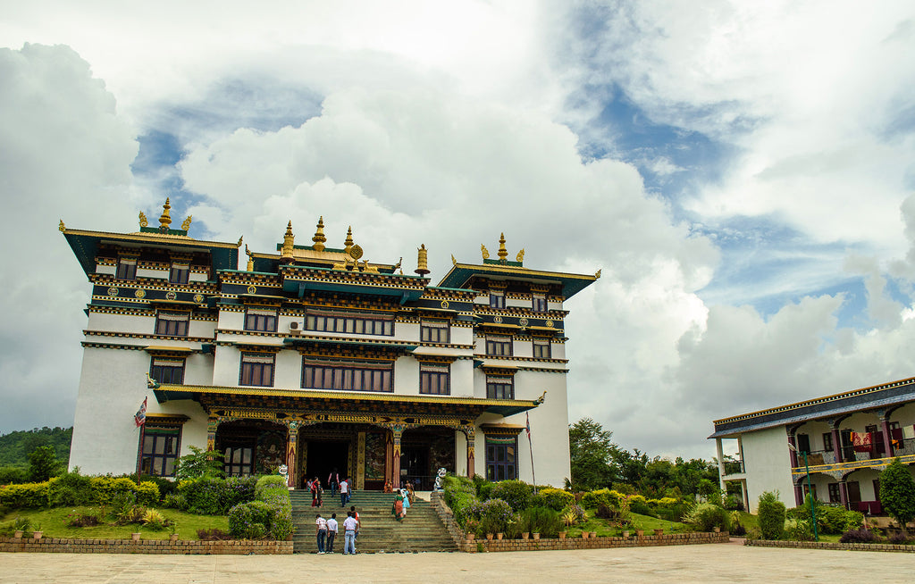 Chandragiri The Mini-Tibet in Odisha