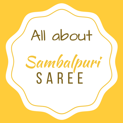All about Sambalpuri Saree