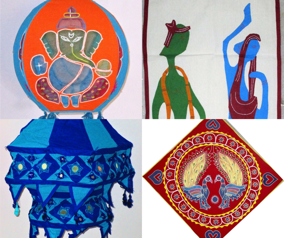 Famous Applique Work of Pipli