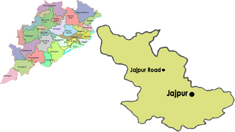 About Jajpur District