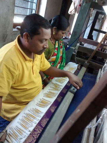 Handloom Weaving in Odisha | Know about the Process of