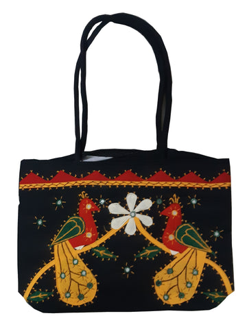 Hand-held Bag (Multicolor)-fancy Products-OdiKala Fancy Store-OdiKala