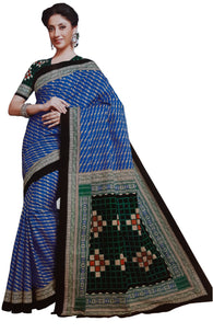 COTTON SAREE (WITH BLOUSE PIECE)