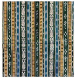 Sambalpuri cotton Blouse Piece. 1Mtr