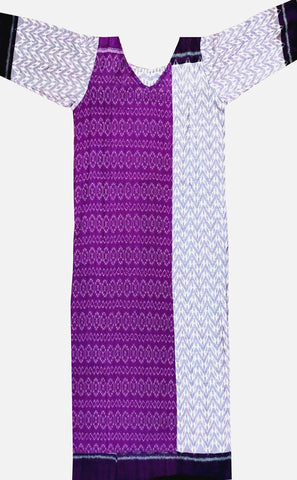 Sambalpuri Cotton Kurti, Size: 42 Inches