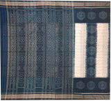 Sambalpuri Cotton Saree-Sambalpuri Cotton Saree-OdiKala-OdiKala