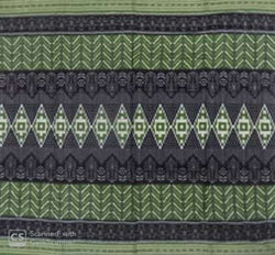 Traditional Handwoven Sambalpuri Cotton Saree
