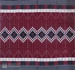 Unique Ikat Handloom Sambalpuri Cotton Saree