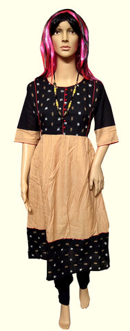Ready made Sambalpuri Kurti Design. size-44(XXL)