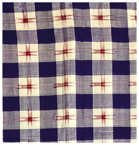 Sambalpuri Cotton blouse Peice. 1mtr