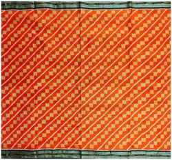 Exclusive Khandua Nuapatana Silk Saree