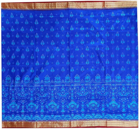 Premium Sambalpuri  Silk Saree with Blouse Piece