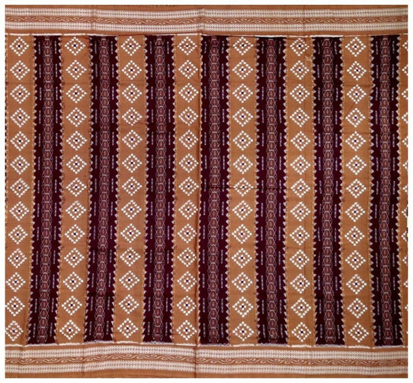 Exclusive Designs Sambalpuri Ikat Cotton Saree