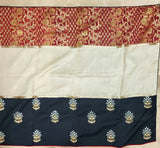 SILK SAREE (WITH BLOUSE PIECE)