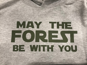 May the forest hoodie