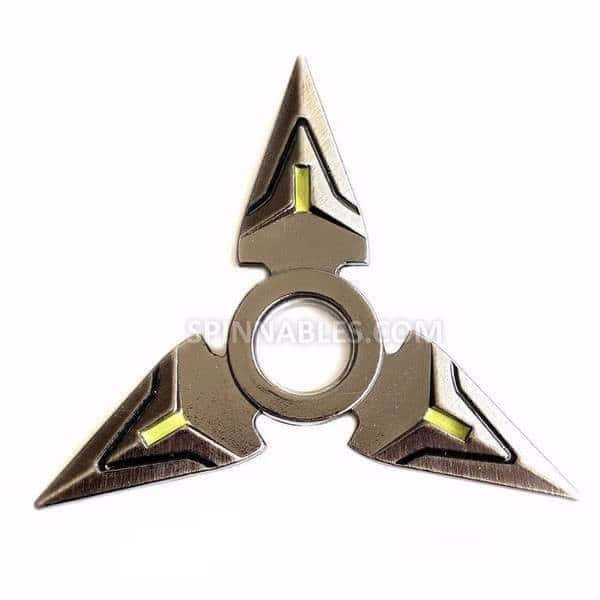 Dark Spinnable Shuriken