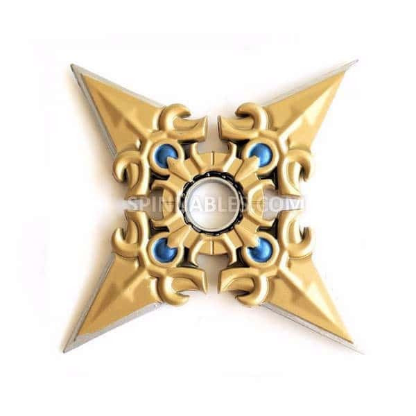 Gold Star Spinnable