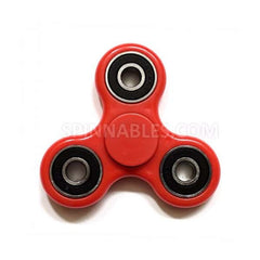 Red Fidget Spinner - Steel Bearings