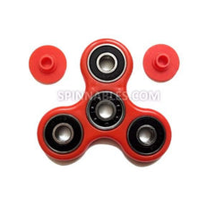 Red Fidget Spinner - Ceramic Bearings Fidget Spinner Toy