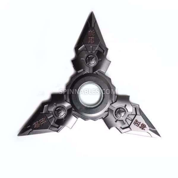 Sinister Spinnable Shuriken