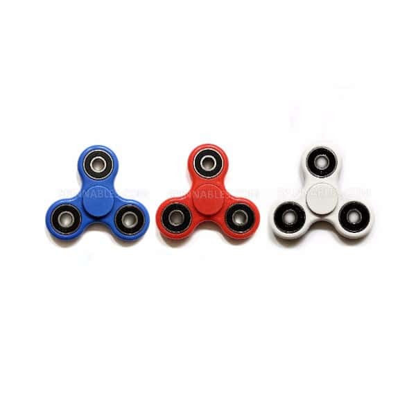 Triple Fidget Spinner Bundle Fidget Spinner Toy