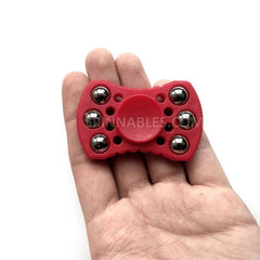 Zolex Fidget Spinner (RED) Fidget Spinner Toy