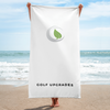 Golf Upgrades Premium Towel - Golf Upgrades