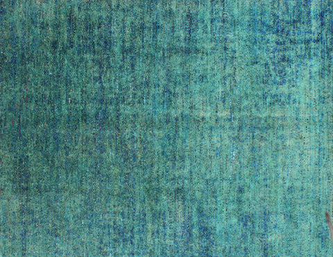 Destiny Jade Sari Silk Carpet