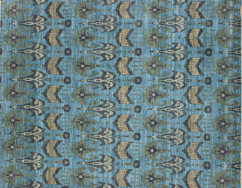 BARA Blue moon Wool Carpet