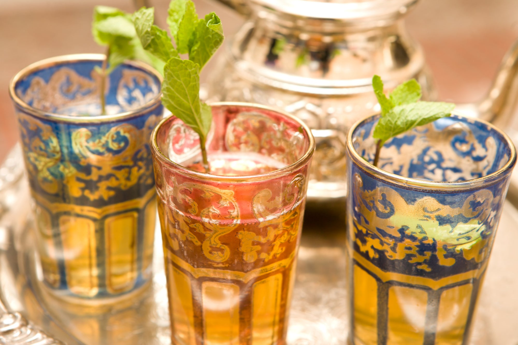 Healthy Mint Tea