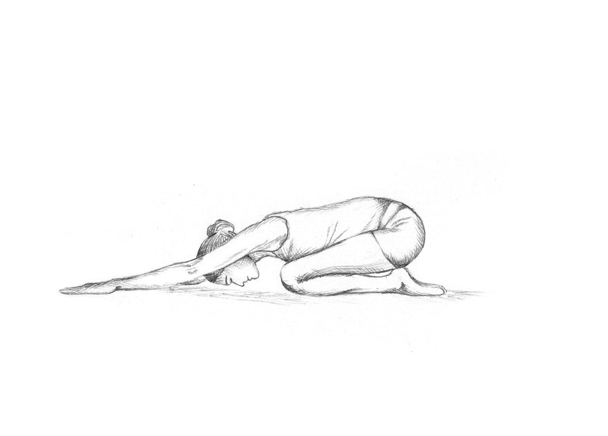 Before Bed Yoga