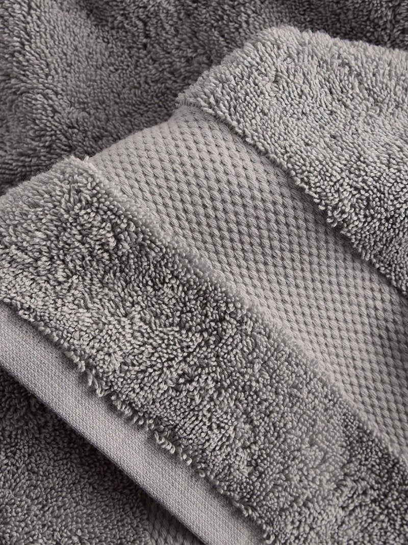 Create your spa at home with Organic Cotton Bath Towels