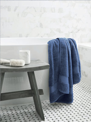 Bath Towel - Navy