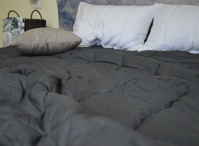 Super-Soft Duvet II Charcoal