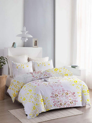 Su Casa King Bed Sheet - Blossom