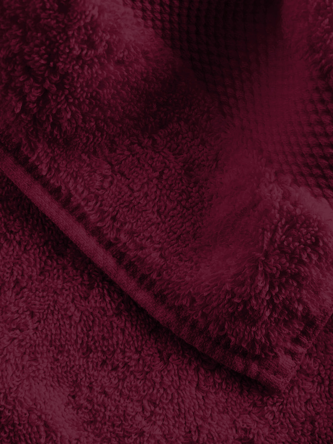 Bath Towel - Burgundy