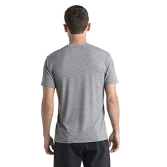 CASCADE SS T - HEATHER GREY